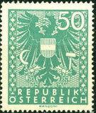 Austria 1945 Coat of Arms q