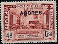 Azores 1925 Birth Centenary of Camilo Castelo Branco j.jpg