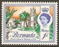Bermuda 1962 Definitive Issue i