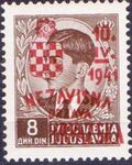 Croatia 1941 Anniversary of Independence k