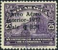 Nicaragua 1932 Stamps of 1914-1932 Surcharged in Black i.jpg