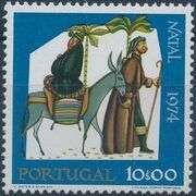 Portugal 1974 Christmas c