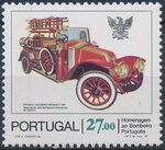 Portugal 1981 Homage to the Portuguese Fireman c