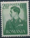 Romania 1942 King Michael I - Semi-Postal (2nd Group) a