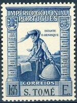 St Thomas and Prince 1938 Portuguese Colonial Empire (S. Tomé) n