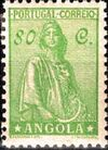Angola 1932 Ceres - New Values l