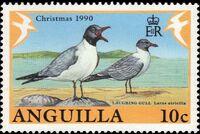 Anguilla 1990 Christmas - Birds a