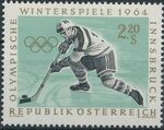 Austria 1963 Winter Olympic Games - Innsbruck e