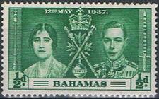 Bahamas 1937 George VI Coronation a