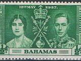 Bahamas 1937 George VI Coronation