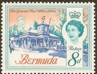 Bermuda 1962 Definitive Issue g