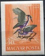 Hungary 1959 Water Birds ac