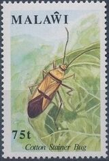 Malawi 1991 Insects c