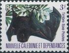 New Caledonia 1983 Bat Issue (Official Stamps) c