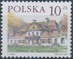 Poland 1997 Polish Manor Houses (2nd Group) d