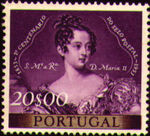Portugal 1953 Centenary of Portugal's First Postage Stamp h