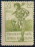 Spain 1929 Seville-Barcelona Exposition b