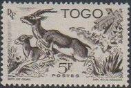 Togo 1947 Native Scenes m