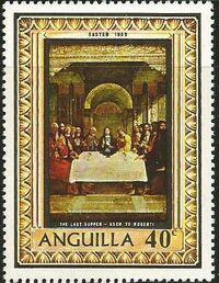 Anguilla 1969 Easter b