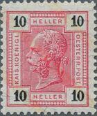 Austria 1904 Emperor Franz Joseph f