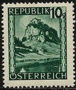 Austria 1945 Landscapes (I) e