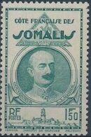 French Somali Coast 1938 Definitives p