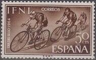 Ifni 1964 Stamp Day a
