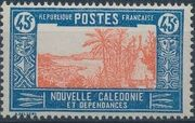 New Caledonia 1928 Definitives k