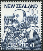 New Zealand 1990 150th Anniversary of the First Postage Stamps b
