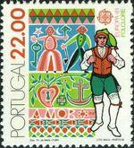 Portugal 1981 Europa a