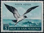 San Marino 1959 Birds a