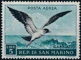 San Marino 1959 Birds