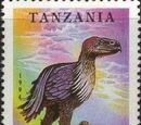 Tanzania 1994 Prehistoric Animals