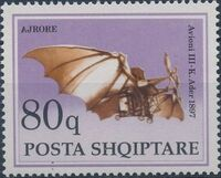 Albania 1992 Development of Aviation b