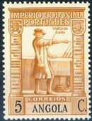 Angola 1938 Portuguese Colonial Empire b