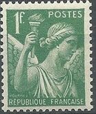 France 1939 Iris (1st Group) a