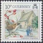 Guernsey 1990 Christmas g