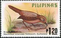 Philippines 1979 Birds b
