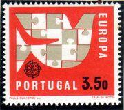 Portugal 1963 Europa c