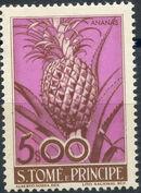 St Thomas and Prince 1948 Fruits h