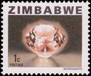 Zimbabwe 1980 Definitives a