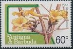 Antigua and Barbuda 1983 Fruits and Flowers m