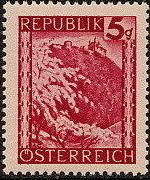 Austria 1945 Landscapes (I) b