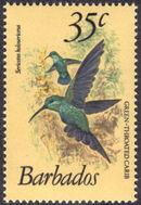 Barbados 1979 Birds j