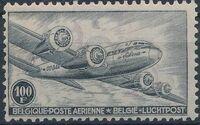 Belgium 1946 Air Post Stamps d