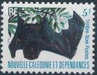 New Caledonia 1983 Bat Issue (Official Stamps) e