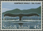 Norfolk Island 1995 Humpback Whale Conservation a