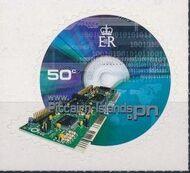 Pitcairn Islands 2001 Computing b