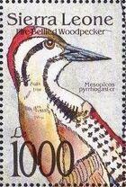 Sierra Leone 1992 Bird's Heads i