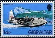 Gibraltar 1982 Airplanes g